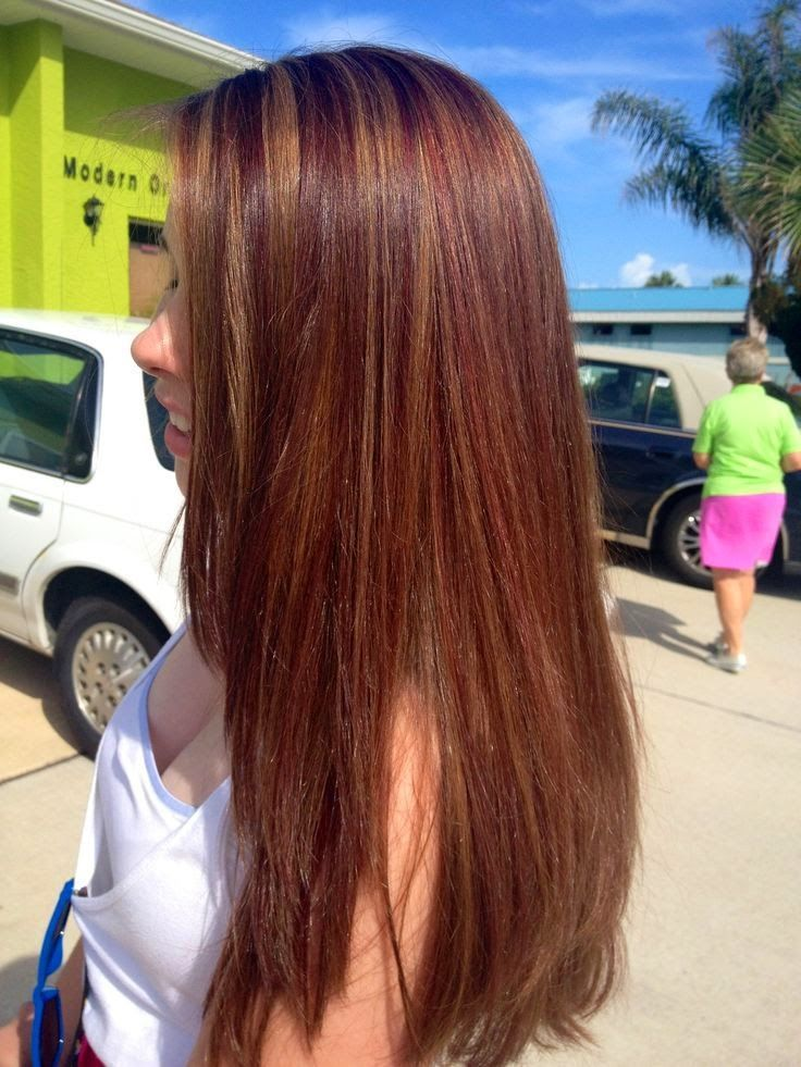 Honey golden brown hair color | Haircuts & Hairstyles for